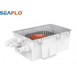 SeaFlo Grey Water and Shower Drain System 12v x 47lt