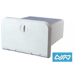 Vattentät grind med Vhf Box och Radio